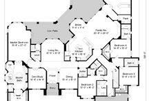 Home plans / by Amy Bowers