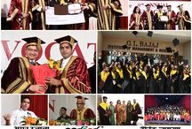 Annual Convocation of PGDM Batch 2016-18 at GLBIMR