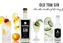 Gin & Tonic / Handcrafted premium Gin and superior Tonic Water. The making of Gin. Cocktail Inspiration and more ...