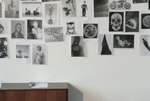 VISION BOARD IDEAS {inspiration} / Unconventional vision boards, thinking a little outside the box and doing something different with your boards. Here are samples of vision boards.