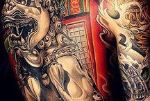 Выбираю татуировку / tattoos