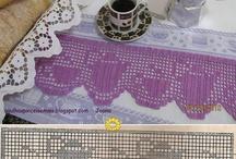 Crochet - Edgings & Garlands / by Nancy Jones