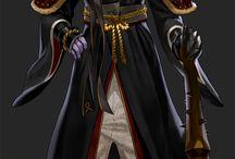 RPG Fantasy Character Design