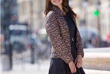 Imprimé léopard / L'imprimé léopard ,un classique de notre garde robe.