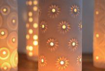 lampade ceramica