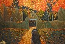 Art and Artists {Ed Sandoval}