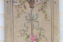 Ruusuinen ovi