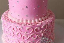 Girl cakes