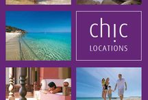 Chic Locations Brochure / In our 2014-15 Chic Locations Brochure you will find amazing deals for some of the world's most unique and truly Chic resorts and experiences.
