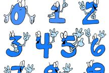 Number Faces Clipart - Counting Numbers Clipart / Number Faces Clip Art. WELCOME to this STUNNING collection of Number Faces Clip Art images.   This bundle contains 10 high-quality COLOR Number Faces Clip Art images. Images saved at 300dpi in PNG files.