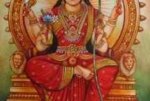 Lalita: The Red Goddess / The Goddess Lalita: She Who Plays