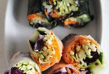 raw food salatki