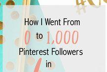 Pinterest User Tips / Pinterest User Tips