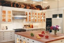 Kitchens / by niner bakes