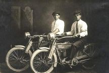 Harley Davidson et Indian