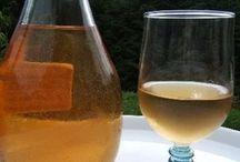 Recettes Boissons, et autres (huiles, vinaigres,...) / by Petite Pousse