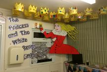 The Princess and The White Bear King. Power of Reading.