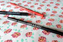 Lord & Berry - The Perfect Lip Duo and Eyeliner - Blog Post / http://www.gemsupnorth.co.uk/2016/04/lord-berry-perfect-lip-duo-and-eyeliner.html