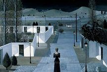 Paul Delvaux Surrealist / Artist