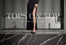 Silestone TopsOnTop Campaign & Cindy Crawford