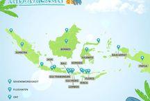Urlaub Indonesien