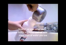 How To Make Shampoo and Conditioner / It healthier - no chemicals. / by Tamekia Cranford