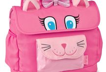 Kitty Pack / Charming and purrrrfectly sweet, we think Kitty Pack is the cat's meow. Tough enough to have nine lives but still sassy, this bag is right up every little girl's alley (cat).  Every glamour-puss is required to carry one!