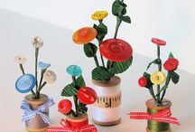 decorating idea / by SANDRA FILLINGIM