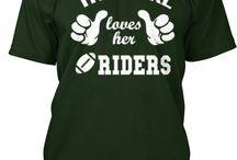 rider pride . / by Courtney Gedak