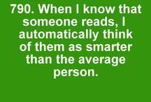 I'm An Open Book ♥