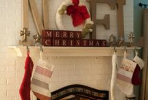 Christmas decor / by Bethany Plummer