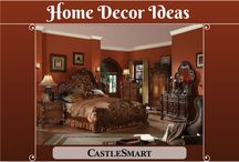 Home Decor Ideas - making your house a home / Moving tips and design ideas to make your new house your own. Board by UK online estate agent: http://castlesmart.com