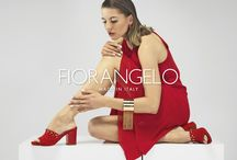 #AdvCampaign #SS17 / #fiorangelo #shoes #madeinitaly