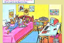 ☀ Español / by El Ropero De Mi Tia