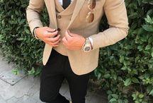 Mens wedd fashion