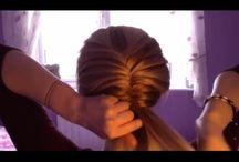Ideér till håret