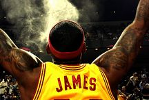 Lebron James - king james / I'm blessed by him