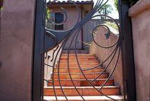 Заборы. Калитки. Ворота