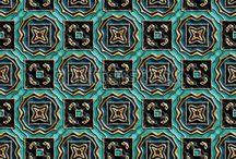 Vitreous Enamel Pattern