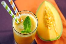 Avec du melon