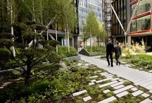 Gardens, Contemporary Design / Landscape architecture and design found in tiny urban places around the world
