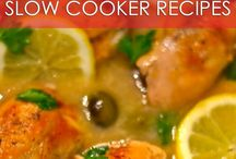 Crockpot recipes / by Kinza Honeycutt Jones