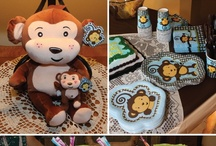 Monkey Baby Shower / by Krystal Altman