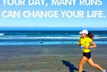 Running life 5k's / by Chelsey Guerrero