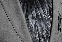 Crow costume