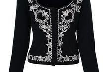 Chaquetas y blusas / vestuario
