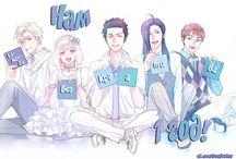 Manga / манга