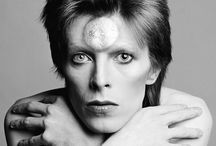 Bowie / Tribute photo shoot inspiration