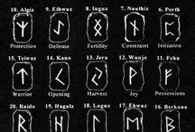 Runes & symbols