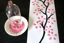 kids crafts & ideas